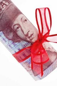 Räknas gåvor som förskott på arv?
